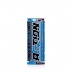 ACTION Energy Cola pfandfrei 250ml Dose