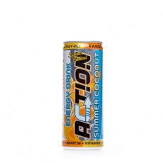 ACTION Energy Kokos pfandfrei 250ml Dose
