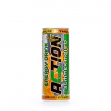 ACTION Energy Mojito pfandfrei 250ml Dose