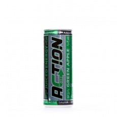 Action Juiced GreenApple pfandfrei 250 ml Dose