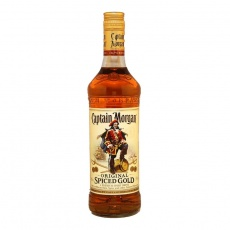Captain Morgan Spiced Gold 35% Vol. Alk. 0,7 ltr.