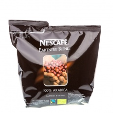 Nescafe Partners Blend Fairtrade & Organic Coffee Instant...