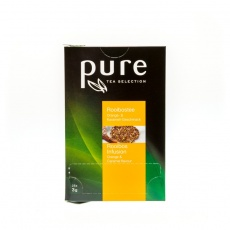 PURE Tea Rooibos Caramel und Orange 25x3g