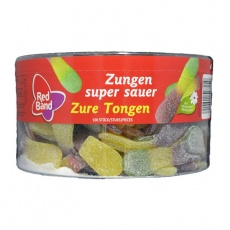 Red Band Zungen Super Sauer- 100 pro Dose