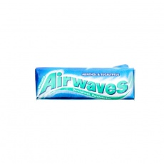 Wrigleys Airwaves Menthol Eucalyptus 10 Dragees/20g