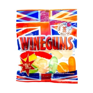 English Winegums 75 g Beutel