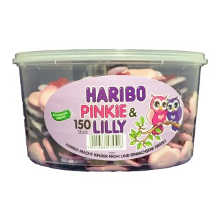Haribo Pinkie & Lilly- 150 pro Dose